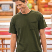 Heavy Cotton HD™ T-Shirt with a Left Chest Pocket