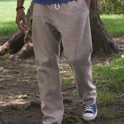 NuBlend® Open Bottom Pocketed Sweatpants