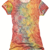 Ladies' Burnout T-Shirt