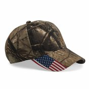 Cap with Flag