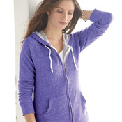 Ladies' Coco French Terry Full-Zip Hooded Sweatshirt