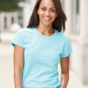 Ladies' SofSpun Jersey Crewneck T-Shirt