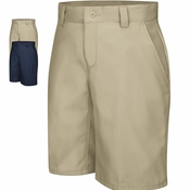Ladies' Plain Front Work Short