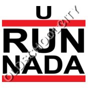 U RUN NADA ART
