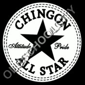 CHINGON ALLSTAR ART