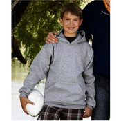Eco Youth Hooded Sweatshirt