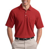 EZCotton™ Pique Pocket Polo
