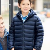 Youth Packable Down Jacket