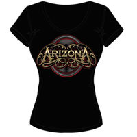 ARIZONA  LADY VNECK Thumbnail
