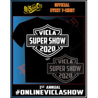 VICLA BRAND SUPER SHOW 2020 EVENT TEE Thumbnail
